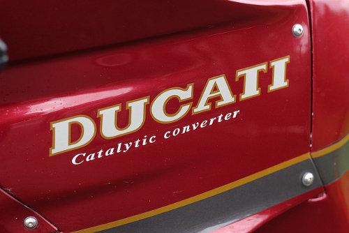 Ducati - Catalytic Converter