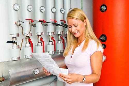 Boiler system maintenance