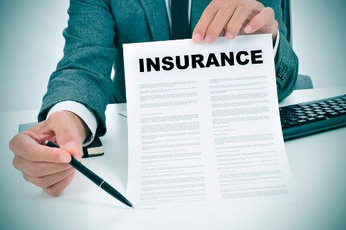 Business insurance agent