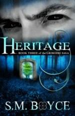 Heritage (Grimoire Saga #3)