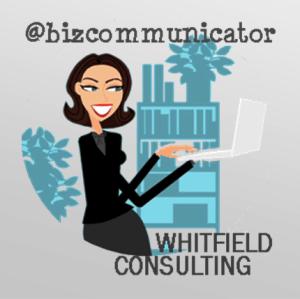 Whitfield Consulting, @bizcomunicator