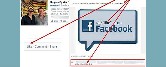 Facebook Business Pages Want More Likes, NOT Likes. Huh?