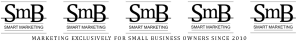 SMB Smart Marketing Website Header