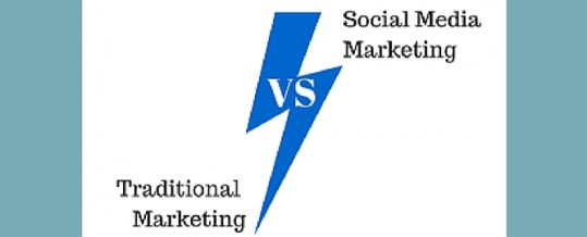 14 Reasons Social Media Marketing Beats Traditional Marketing