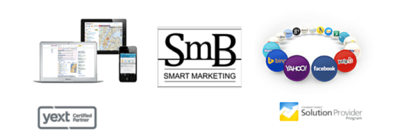Small Business Smart Marketing Header