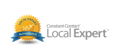 Constant Contact Authorized Local Expert Badge