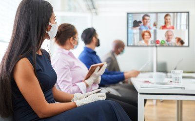 In-office or Virtual, Agility Ensures No Hit to Productivity