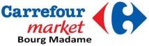 Carrefour Bourg madame
