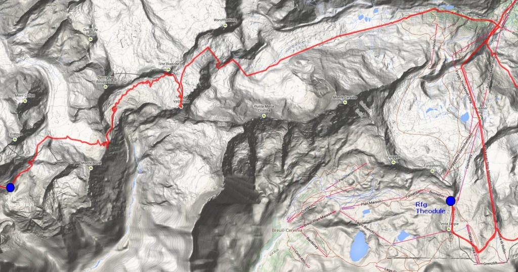 Zermatt Etape 4