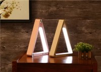 Wireless Led Reading Lamp , Bedside Table Lamps With Color ...