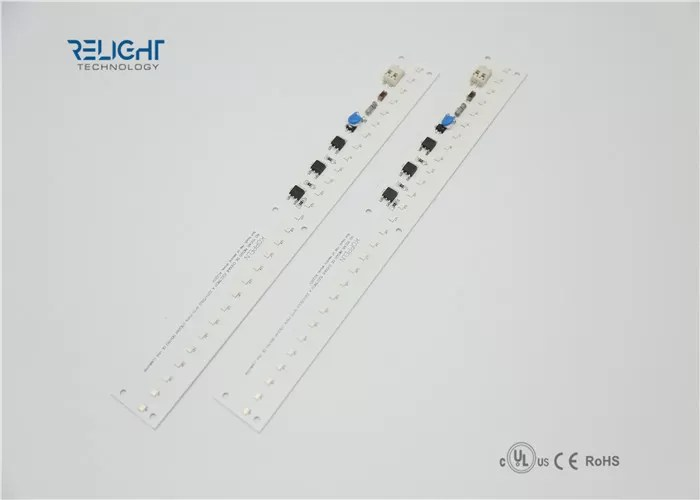 Green color Linear LED Module 22W with wago connector