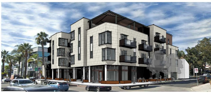 apartment building to replace party