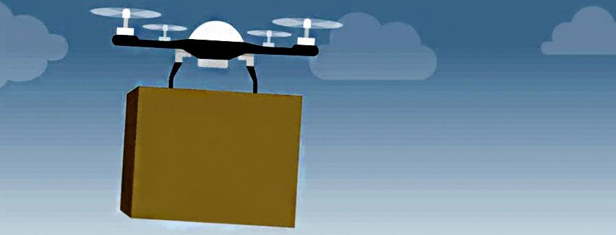 Built in Sensors in Drones - Strain Measurement Devices
