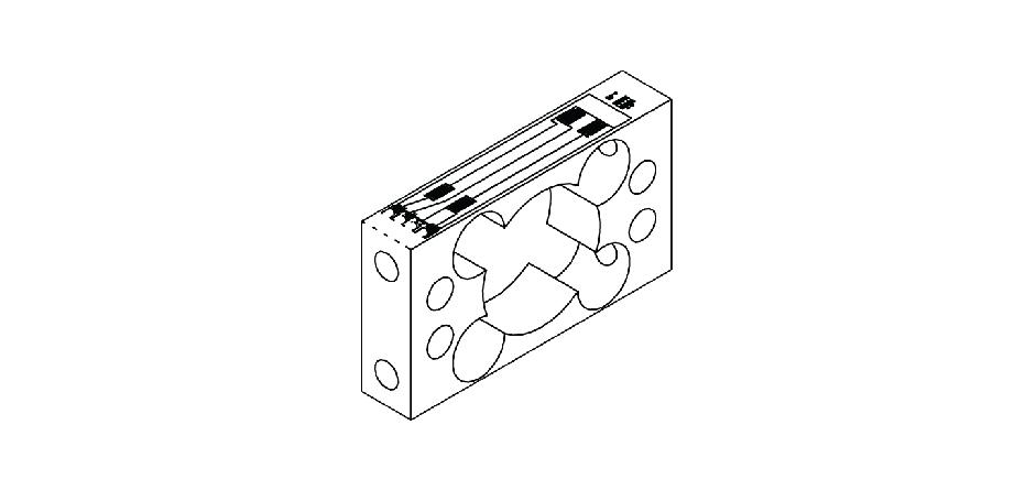 thin film strain gauge sensors