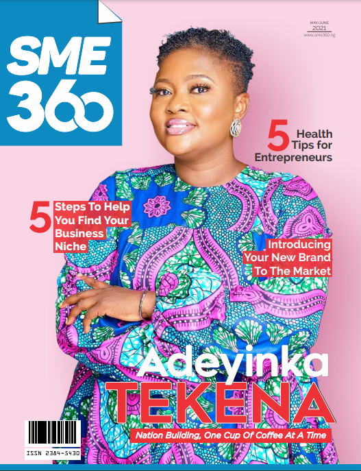 SME360 MAY 2021 EDITION – Break New Grounds