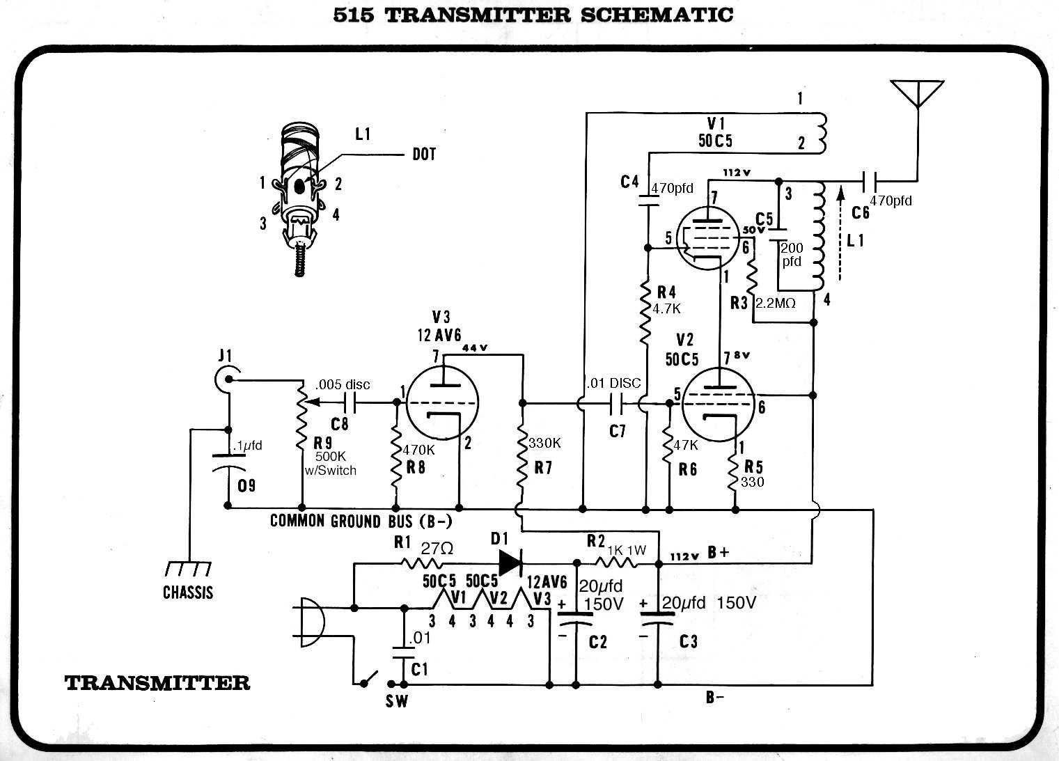 Graymark Transmiter