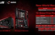 ASUS Motherboard and Graphics Card combined forces