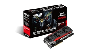 ASUS Avails Armour Protected Graphics Cards