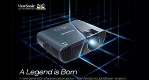 ViewSonic Unveils LightStream Projector Line