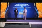 Matrix Comsec reseives the best award of Surveillance and security in make in india category from MR. Viswanath Ramaswami, Vice President, Power Systems, IBM India & South Asia