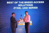MR. SANJAY MOHAPATA, EDITOR, SME CHANNELS IS VING AWAY THE BEST OF THE BREED ACESS SOLUTIONS TO ZYXEL UAG SERIES