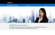 GIGABYTE business center for Partners goes live