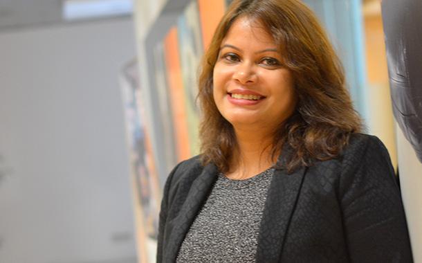 Kamolika Peres, Vice President and Head - Strategic Customer Program, SAP India