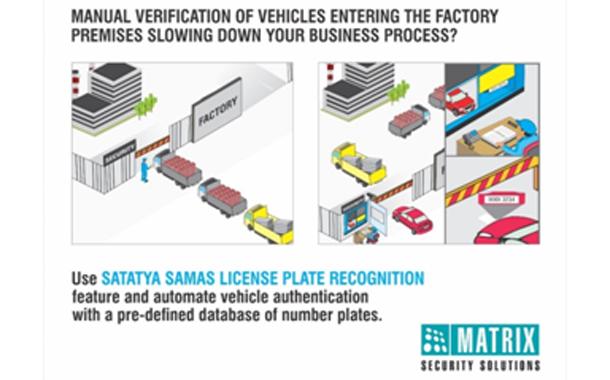 Matrix Video Surveillance LPR Solution to Automate Verification