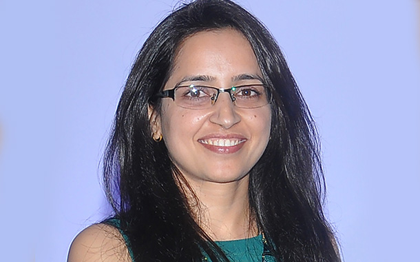 Amrita Malik, Business Head for Innoviti Payment Solutions