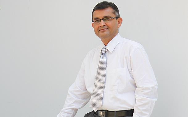 Sagar Gosalia, Sr. Vice President – Marketing & Sales, Matrix Comsec