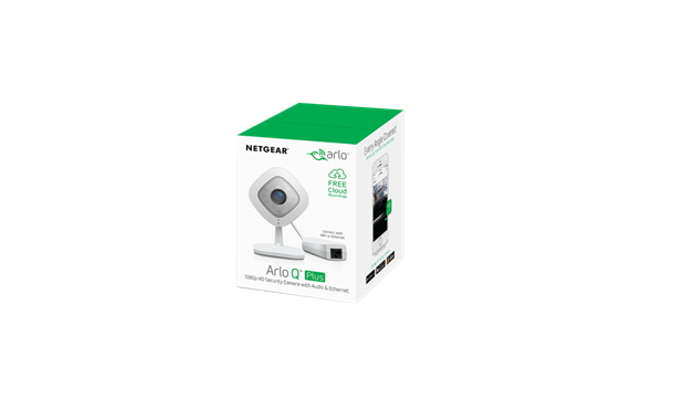 Netgear presents Arlo Q Plus Camera to addresses security needs of small businesses