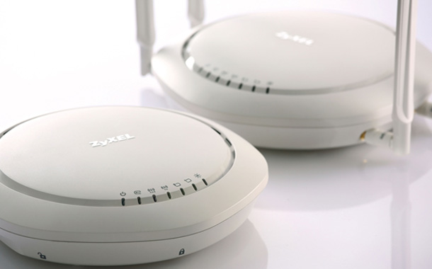 Zyxel unleashes 802.11ac Dual Radio Unified Pro Access Point
