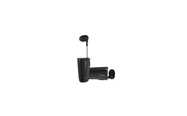 "Portronics Announces ""Harmonics Klip II"" Retractable Bluetooth Earphones"