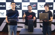 ASUS Unveils a new range of Gaming Laptops