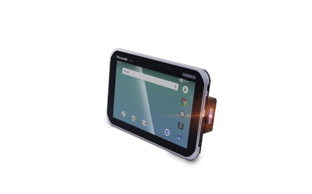 Panasonic Introduces New Range of Android based Handheld TOUGHBOOK