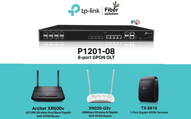 TP-Link introduces Next Generation GPON in India