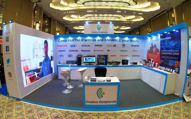 Creative Peripherals Participated in CMDA IT Expo 2020