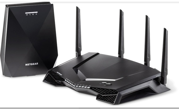 Netgear Wifi Router for faster and secure internet