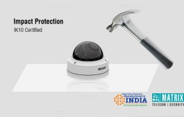 Matrix Professional Series- IP Dome Cameras