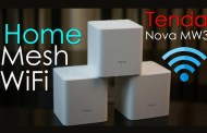 Tenda's New Whole Home Mesh Wi-Fi Routers System