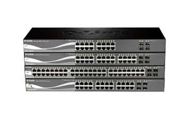 D-Link's DXS-1210, DGS-1520, and DGS-2000 Series are ideal for office network and metro Ethernet deployment