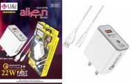 """U&i Launches """"Alien"""" – Type C Fast Charger in India"""