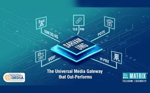 SARVAM UMG - The Technologically Stellar Universal Media Gateway