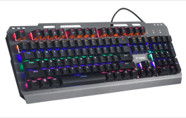 RAPOO Launches GK500 Backlit Mechanical Gaming Keyboard in India