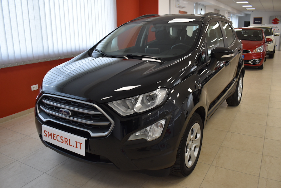 Ford Ecosport Business usata