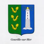 Commune GOUVILLE-SUR-MER  logo