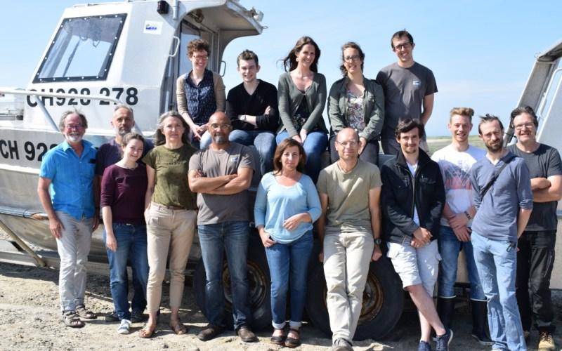 L'équipe du SMEL et les stagiaires en Mai 2018 (@SMEL)