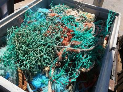 Les déchets de la pêche (@SMEL)