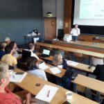 Communication des travaux de recherche de BOREA au groupe COAST