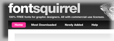 fontsquirrel-finished